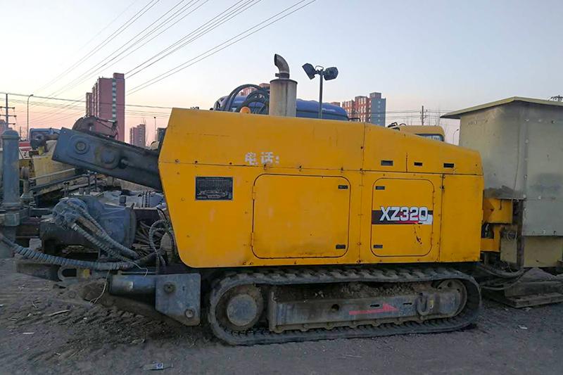 徐工32吨钻机